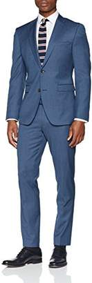Esprit Men's 038eo2m003 Suit,(Manufacturer Size: 102)