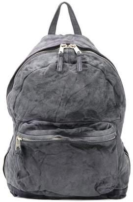 Giorgio Brato classic zipped backpack