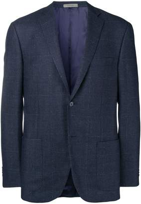 Corneliani tailored fitted blazer