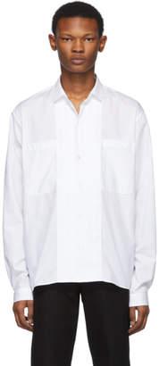 Ann Demeulemeester White Barbara Shirt