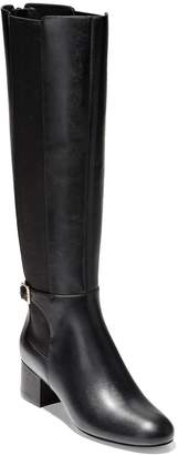Cole Haan Avani Grand Knee-High Stretch Waterproof Boot