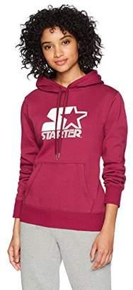Starter Women's Pullover Multi-Color Logo Hoodie