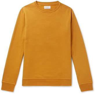 Oliver Spencer Loungewear - Harris Cotton-Jersey Sweatshirt
