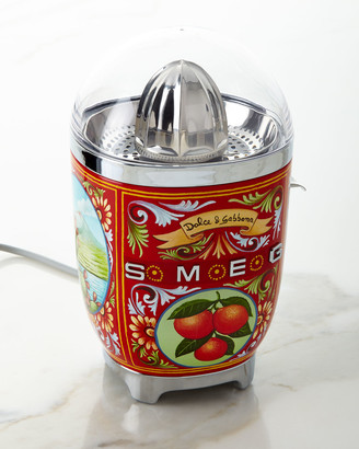Smeg Dolce Gabbana x Sicily Is My Love Juicer