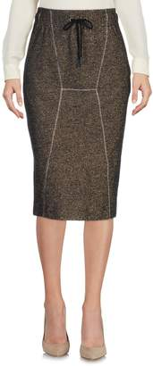 Tom Rebl Knee length skirts