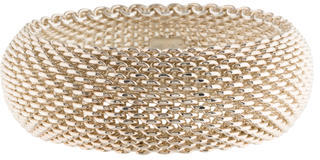 Tiffany & Co. Somerset Bangle $325 thestylecure.com