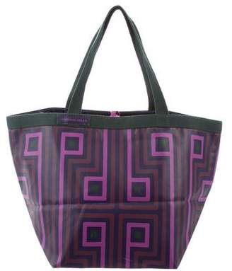 Jonathan Adler Canvas Shopper Tote