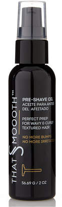 That Smoooth Premium Natural Pre-Shave Oil from The Workshop at Macy