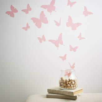 Birch Lane Kids Butterflies Wall Decal