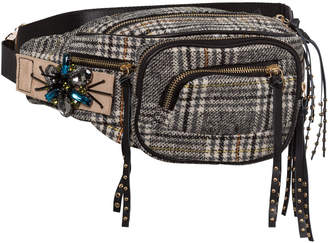 Schumacher Dorothee Check It Out Tweed Waistbag