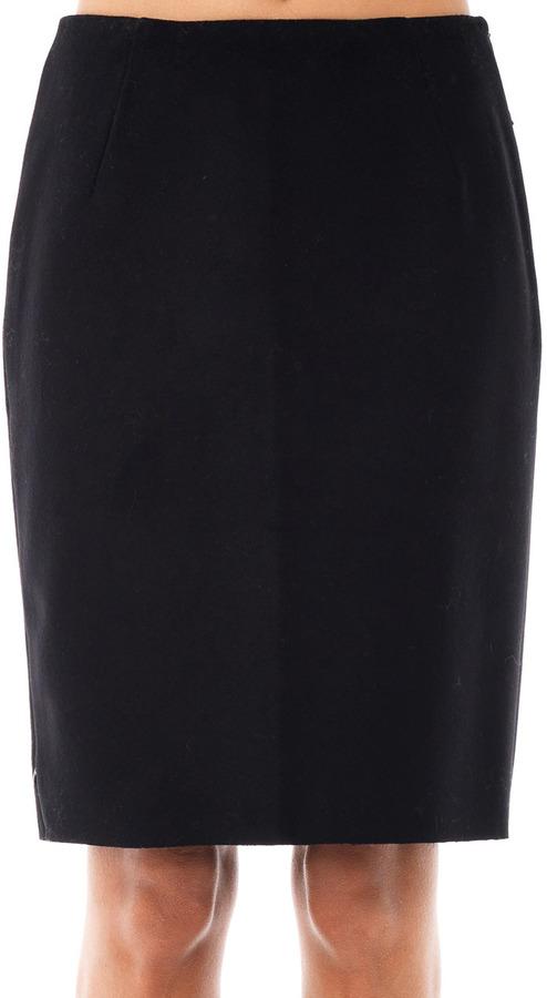 Acne Fall wool skirt