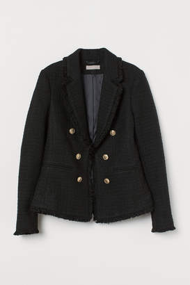 H&M Textured wool-ble