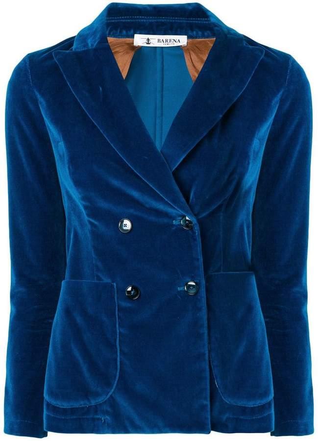 Dalia Loredana velvet jacket