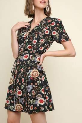 Umgee USA Ellie Floral Dress