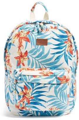 Rip Curl Tropicana Backpack - Ivory $46 thestylecure.com