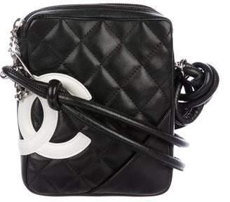 Chanel Ligne Cambon Crossbody Bag
