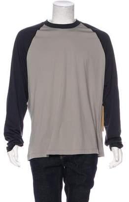 James Perse Raglan Crew Neck Sweatshirt w/ Tags