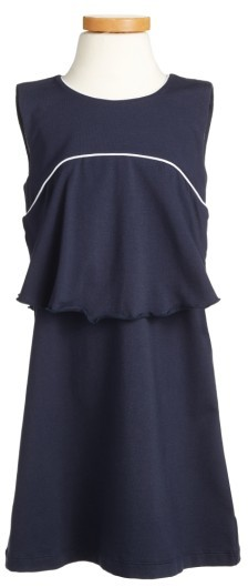 Armani JuniorGirl's Armani Junior Popover Dress