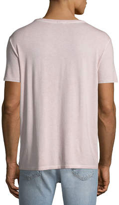 ATM Anthony Thomas Melillo Men's Oversized Sun-Bleached Pocket T-Shirt