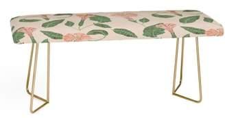Deny Designs Holli Zollinger Moonflower Bench