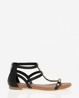 106e9130559a Studded Gladiator Sandals - ShopStyle Canada