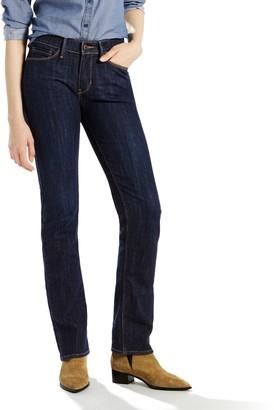 Levi's Levis Women's 525 Perfect Waist Straight-Leg Jeans