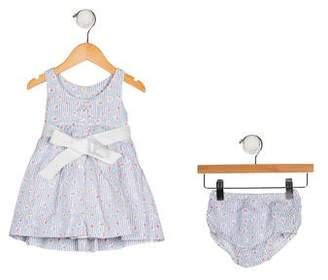 Ralph Lauren Girls' Printed Dress Set