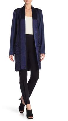 XCVI Soft Tie Coat