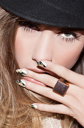 enVogue The NCLA x Nailing Hollywood Aly Nail Wrap