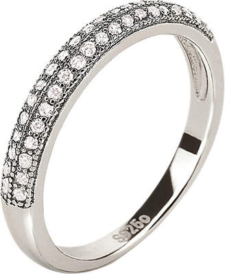 Folli Follie Fashionably sterling silver sparkle ring