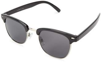 A.J. Morgan Soho 53394 Rectangular Sunglasses $24 thestylecure.com