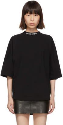 Palm Angels Black Logo T-Shirt