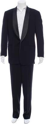 Giorgio Armani Virgin Wool Two-Piece Tuxedo
