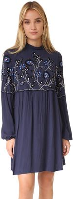 Parker Sadie Dress $248 thestylecure.com