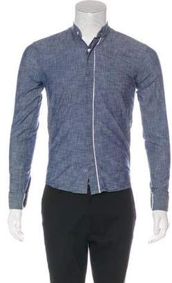 Surface to Air Woven Button-Up Shirt