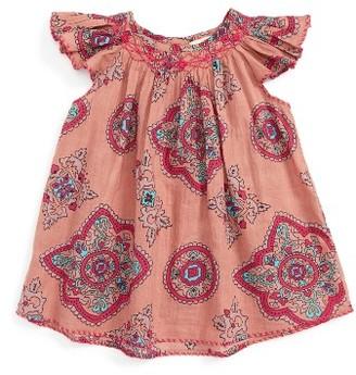 Infant Girl's Peek Evelyn Dress $38 thestylecure.com
