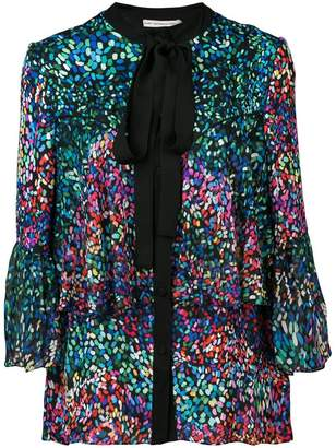 Mary Katrantzou Milana printed blouse