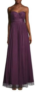 Jenny Yoo Annabelle Convertible Tulle Gown $260 thestylecure.com