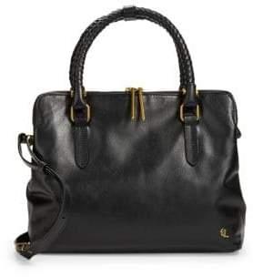Elliott Lucca Genevieve Leather Satchel