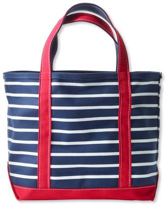 L.L. Bean L.L.Bean Boat and Tote, French Sailor Stripe