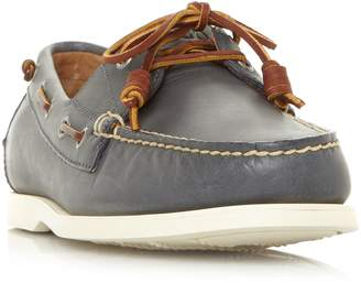 Polo Ralph Lauren Merton Moc Leather Boat Shoes