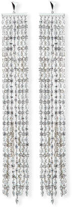 Fallon Marquis Crystal Waterfall Earrings