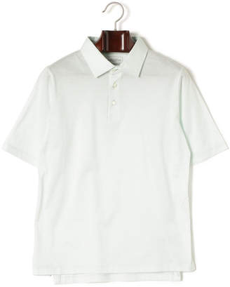 Ballantyne (バランタイン) - BALLANTYNE 半袖ポロシャツ ライトグリーン l
