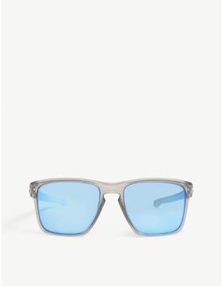 Oakley Sliver XL rectangle sunglasses