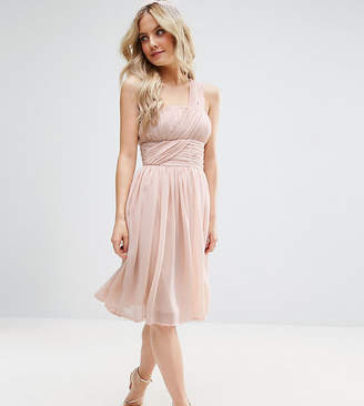 Asos WEDDING One Shoulder Dress