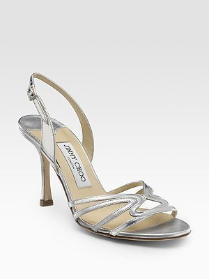 Jimmy Choo Slingback Sandals