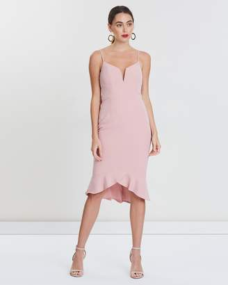 Bardot Kristen Peplum Dress
