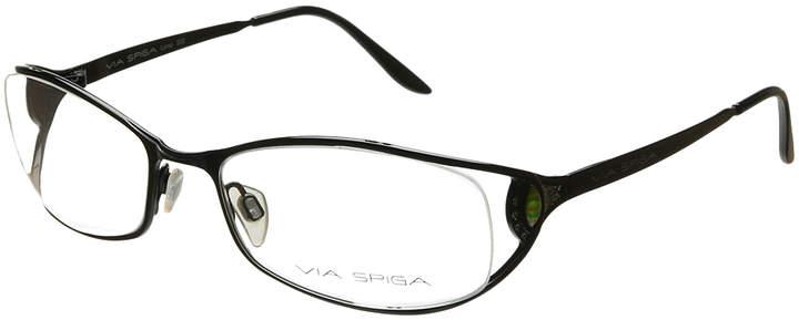 Black Cat Square Eyeglasses