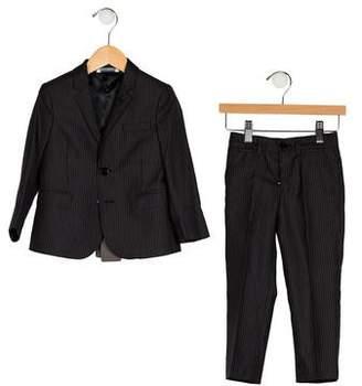 Dolce & Gabbana Boys' Two-Piece Suit Set w/ Tags