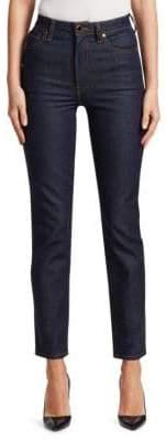 Khaite Victoria Straight-Leg Jeans